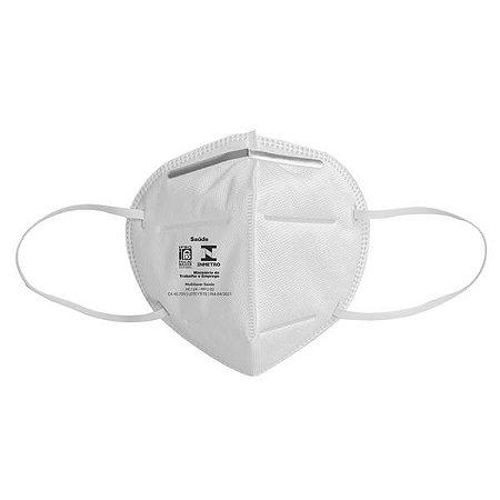 Máscara KN95 PFF2 S Unidade HC124 Multilaser