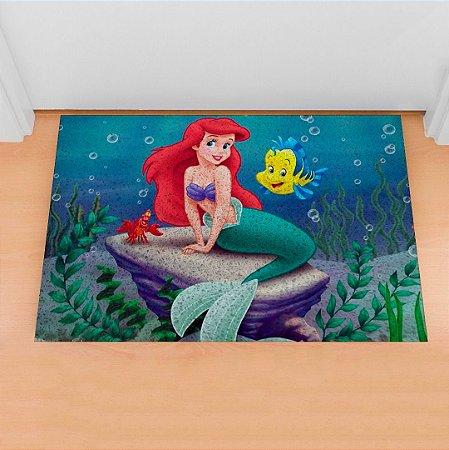 Capacho Sereia Ariel
