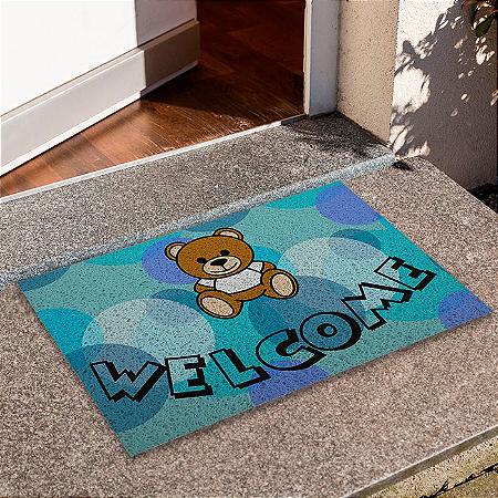 Capacho Welcome Urso