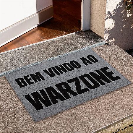 Capacho Bem Vindo ao Warzone