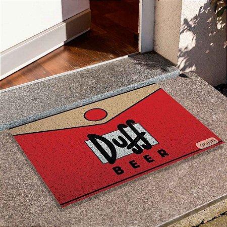 Capacho Duff Beer