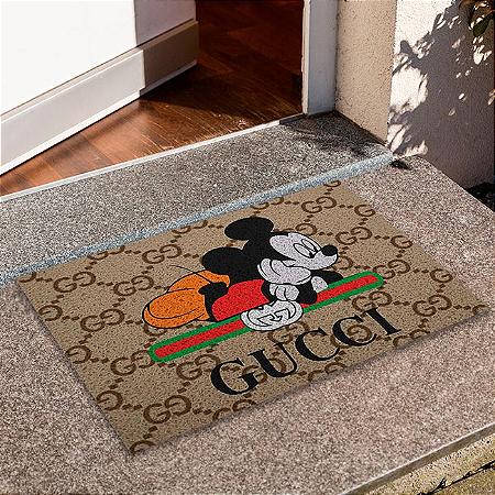 Capacho Mickey Gucci
