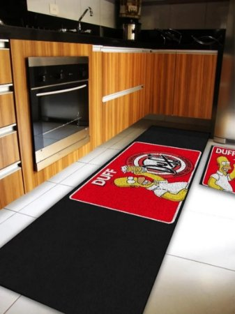 Kit Cozinha  Homer Duff 2