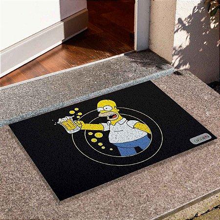 Capacho Homer Simpsons Cerveja