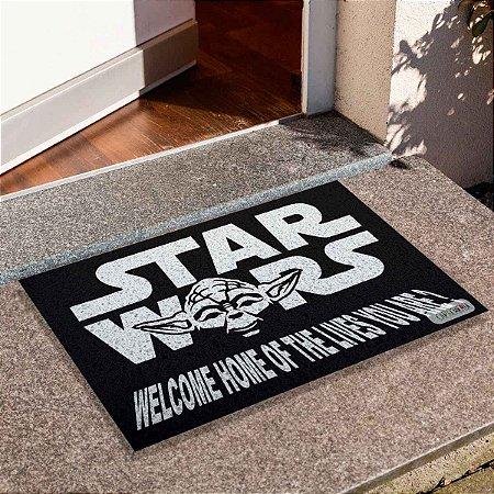 Capacho Star Wars Welcome Home