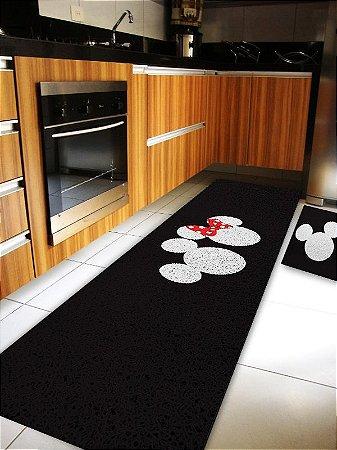 Kit Cozinha  Mickey e Minnie Cd2091