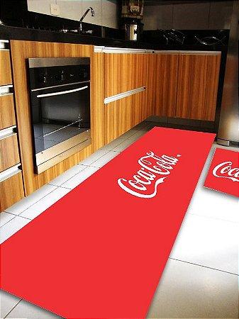 Kit Cozinha Coca Cola