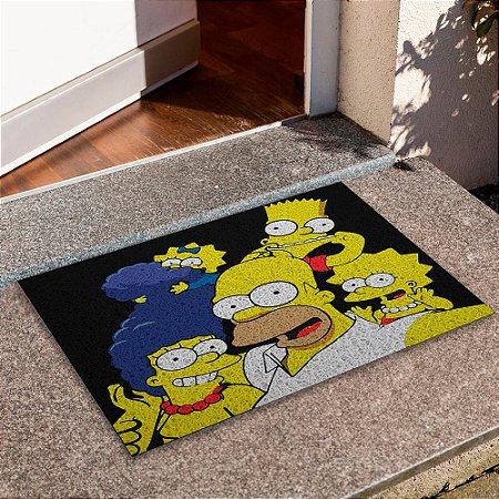 Capacho Família Simpsons