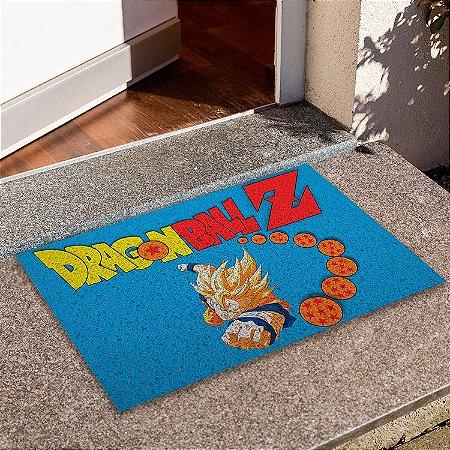 Capacho Dragon Ball z Esferas do Dragão