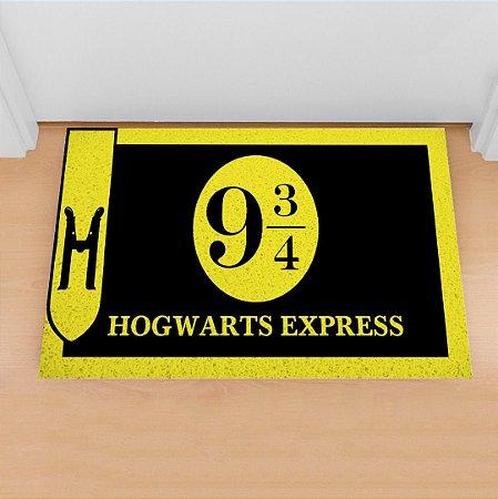 Capacho Harry Potter Casa Lufa Lufa