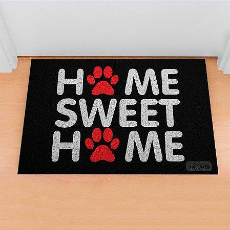 Capacho Home Sweet Home Pata de Cachorro