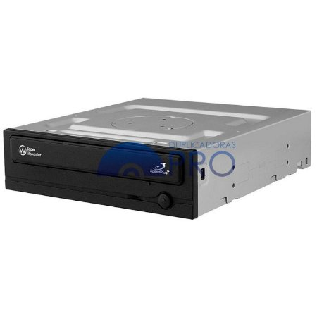 Drive Gravador de DVD e CD Samsung SH-224DB Preto