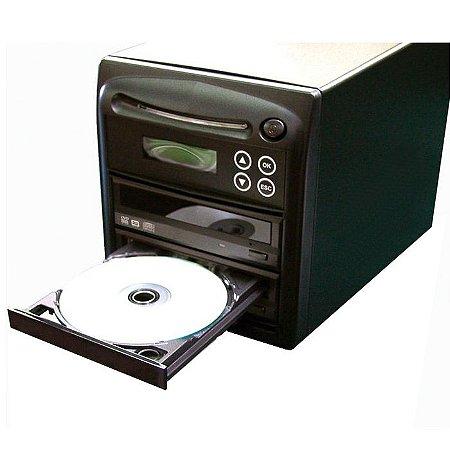 Duplicadora de DVD e Cd com 2 Gravadores Asus