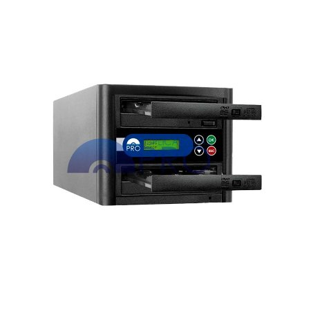 Duplicadora de CD e DVD com 02 Gravadores Sony 5280s