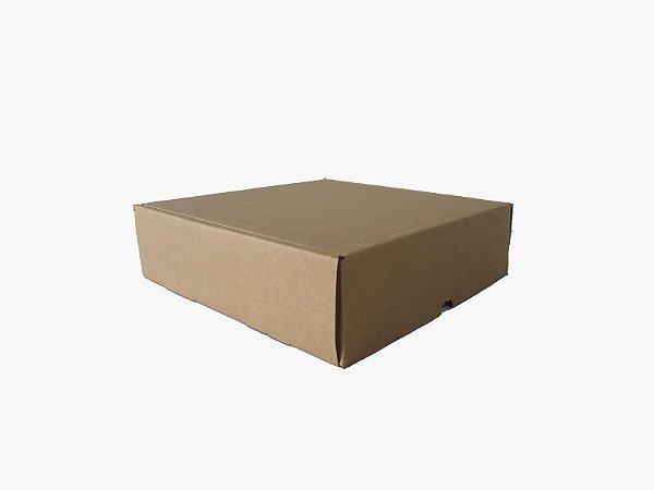 Caixa de papelão tipo sedex número 2 para e-commerce PCT COM 50 UND