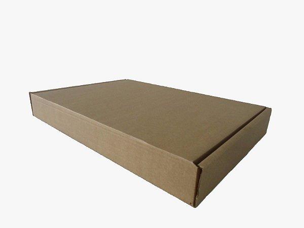 Caixa de papelão tipo Sedex número 4 para e-commerce - PCT com 50 UND