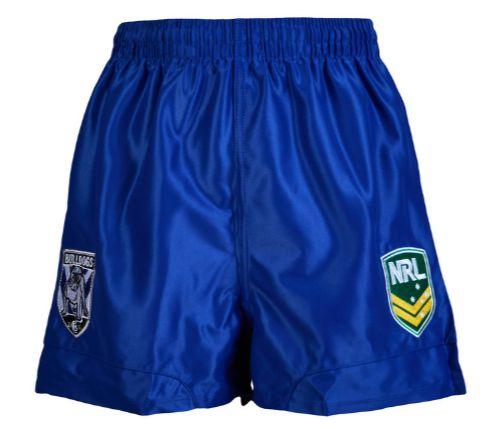 Shorts NRL Bulldogs