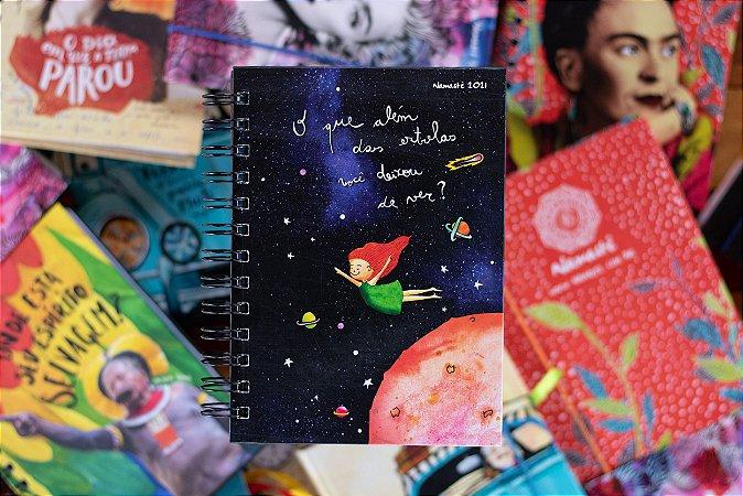Estrelas Espiral - Agenda Namastê 2021