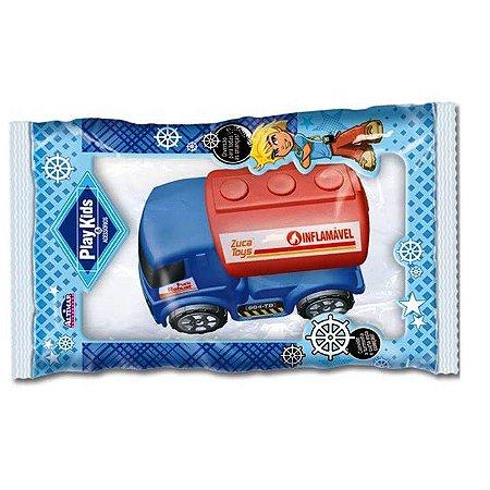 Caminhão Tanque de Brinquedo - Play Kids - Linha Boy  - 15 cm - Ref.1400- Altimar