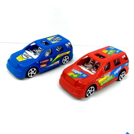 Carrinho a Friccao - Carro modelo VAN - 11cm - SQ3571