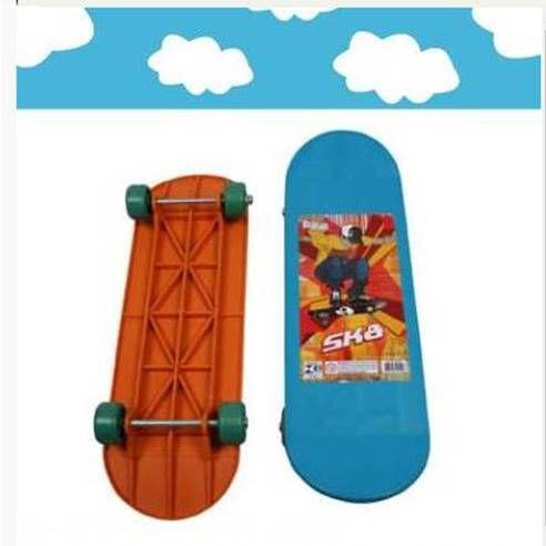 Skate Infantil Plastico - Injeto Plastic - 052 pex1,5