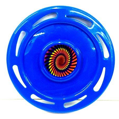 Brinquedo Disco de Frisbee Plastico - Varias cores - Ref.1154-9 Plasti Sandi