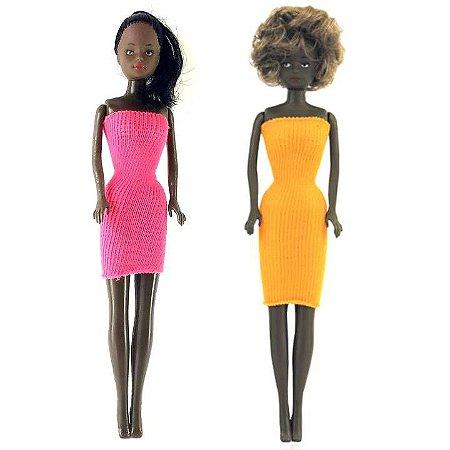 Boneca DEBBY Fashion com 28 cm - TECNIL - 704 Ed.2
