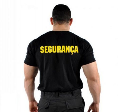 Camisa Segurança Elite Comandos