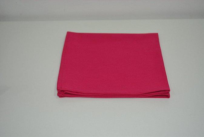 guardanapo rosa liso