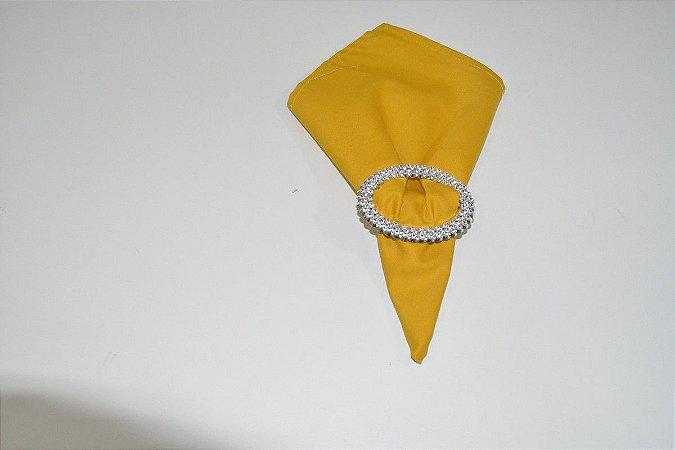 guardanapo amarelo mostarda