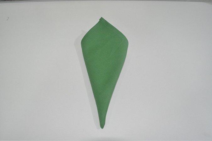 Guardanapo liso verde esmeralda