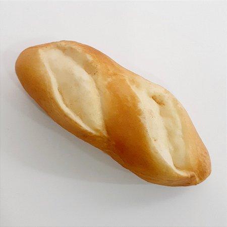 Pão francês cinematográfico de decoração