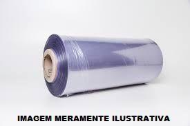 Bobina Filme PVC 40 cm - Azul - 1000 metros - MICRA 10