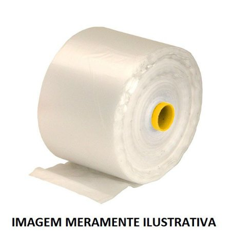 Bobinas Fundo Estrela - Caixa com 6 Unidades - 500 saquinhos por bobina