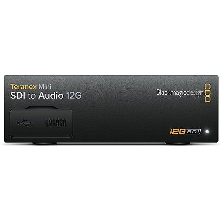 Teranex SDI para Áudio