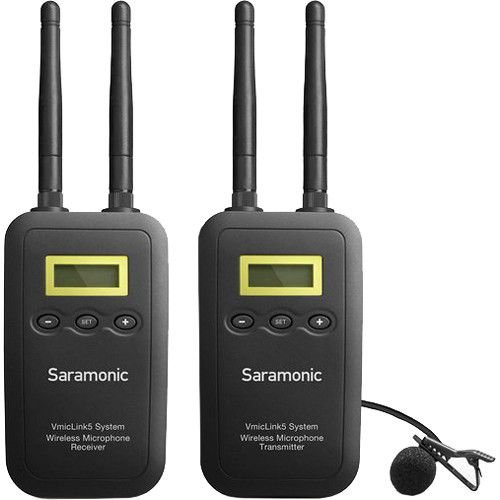 Saramonic VmicLink5 Wireless