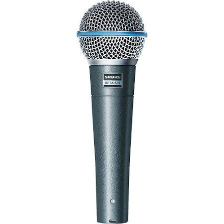 Microfone Shure Beta 58A