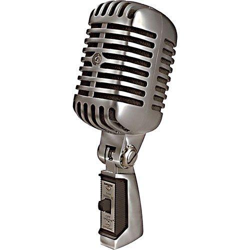 Microfone Shure 55SH