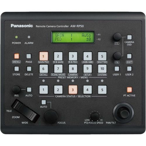 Controladora AW-RP50N