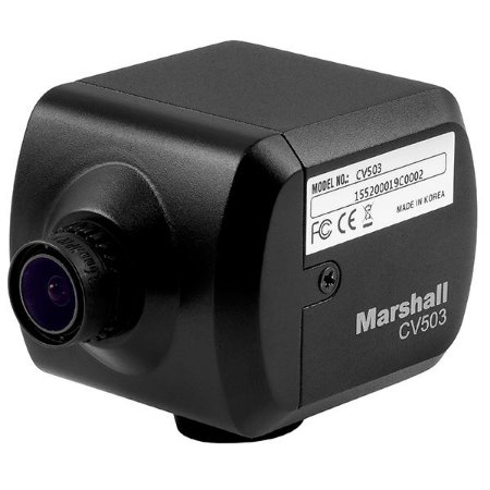 Marshall CV503 -Miniature Full-HD Camera (3G/HDSDI)