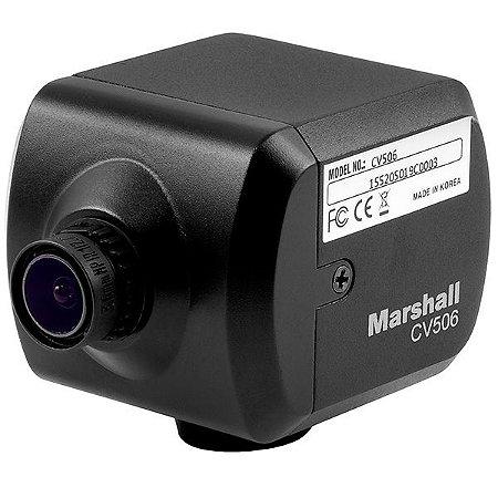 Marshall CV506 - Miniature Full-HD Camera (3G/HDSDI & HDMI)
