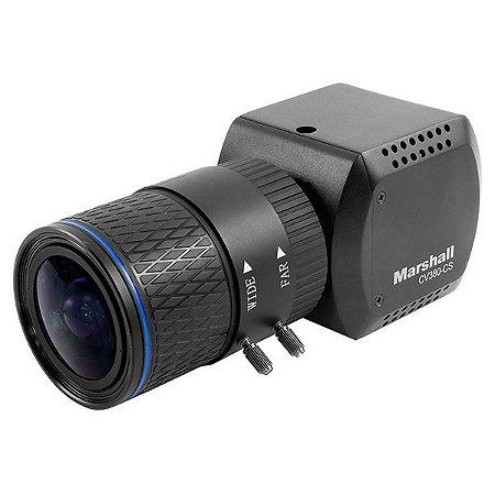 Marshall CV380-CS - Verdadeira câmera compacta 4K30