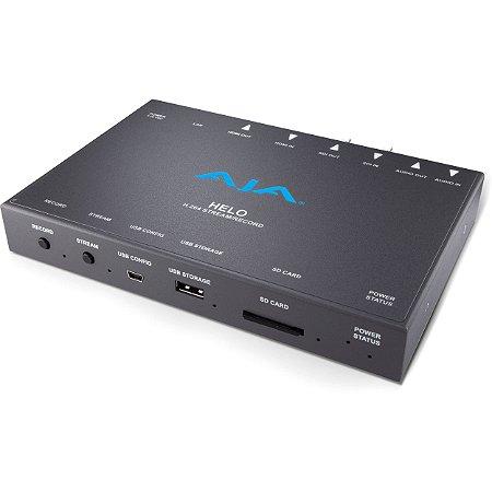 AJA HELO H264 Streamer & Recorder