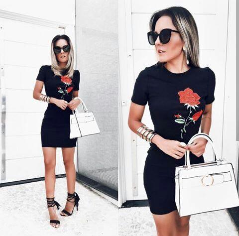 Vestido Dona Flor