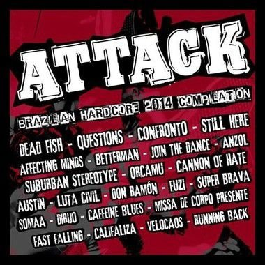 Attack (CD) - Coletanea