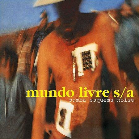 Samba Esquema Noise (LP) - Mundo Livre s/a