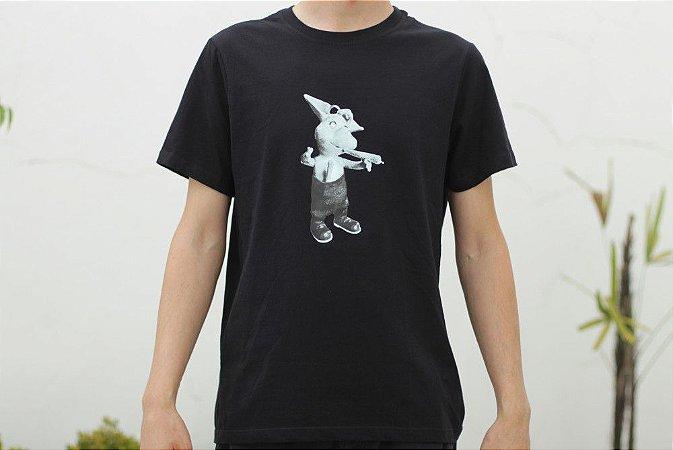 Derivacivilização (camiseta) - Ian Ramil - Topo Gigio