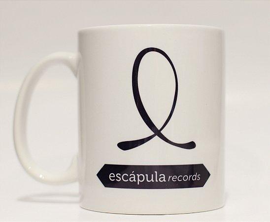 Caneca Escápula Records