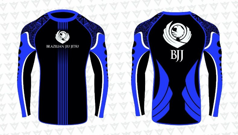 Rash Guard IFS-BJJ