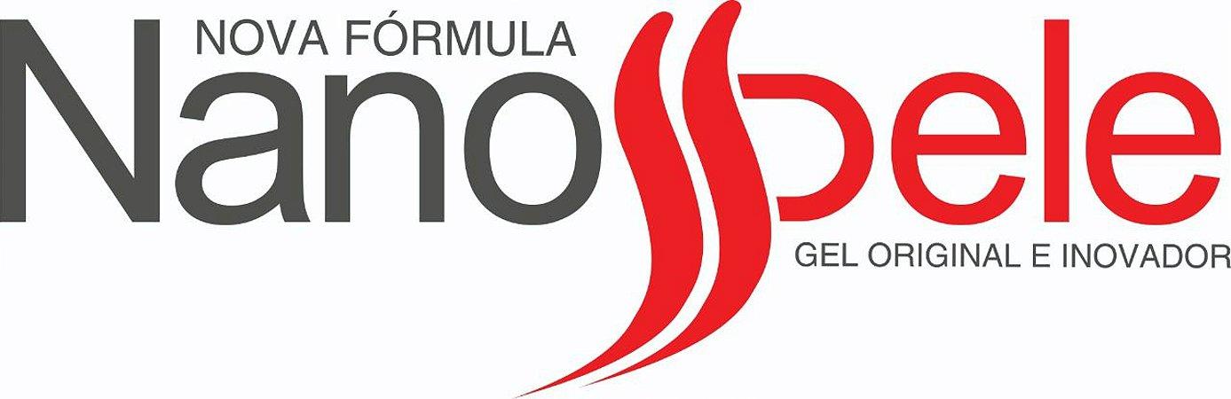 Gel Nanopele - Combo 10 Unidades  25g. - Pressure Hair